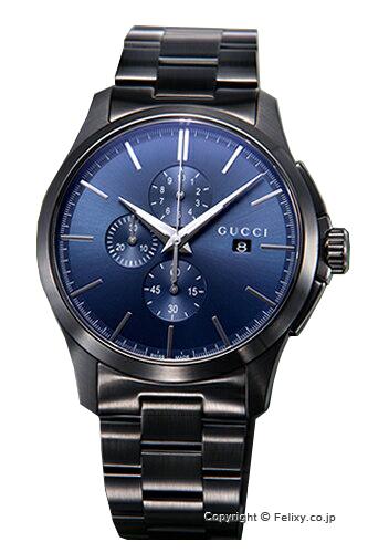 グッチ 時計 メンズ GUCCI 腕時計 G-Timeless Chronograph YA126275