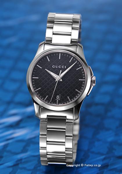 グッチ 時計 レディース GUCCI 腕時計 G-Timeless Collection YA126592