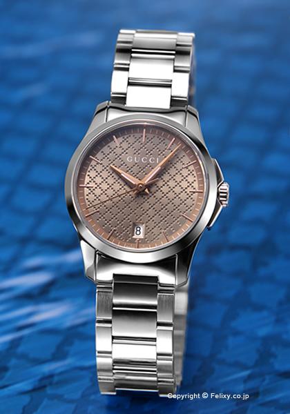 グッチ 時計 レディース GUCCI 腕時計 G-Timeless Collection YA126594