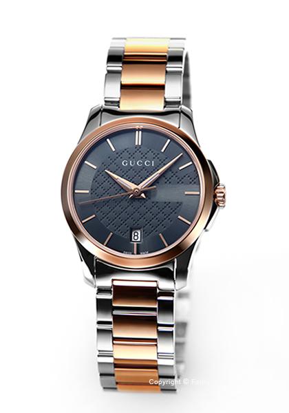 グッチ 時計 レディース GUCCI 腕時計 G-Timeless Collection YA126527