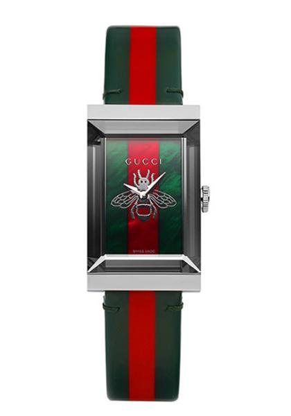 グッチ 時計 GUCCI レディース 腕時計 G-Frame Medium YA147408