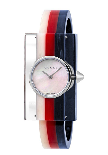 グッチ 時計 GUCCI レディース 腕時計 Vintage Web Medium YA143523