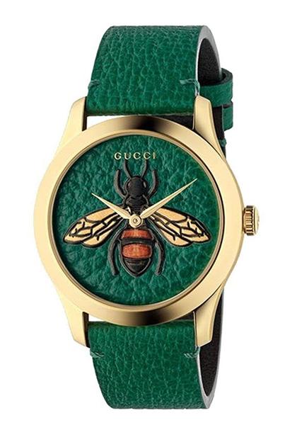 グッチ 時計 GUCCI 腕時計 G-Timeless Embroidered Honeybee YA1264065A