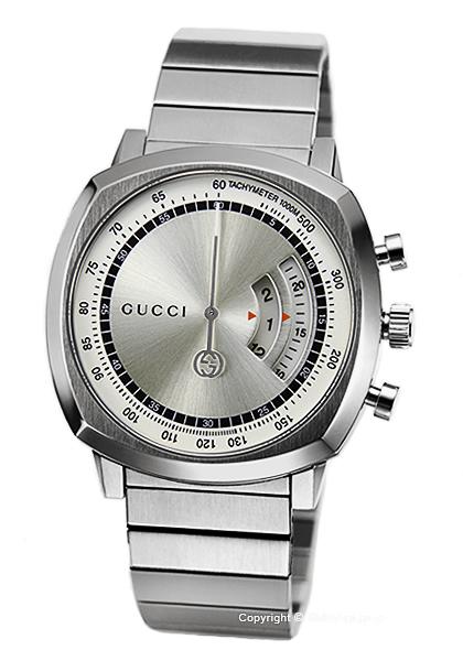 <title>グッチ 時計 YA157302 定番キャンバス 送料無料 2020年新作モデル GUCCI メンズ 腕時計 Grip</title>