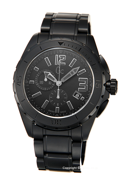 GUESS COLLECTION ゲスコレクション 腕時計 Sport Class XXL Ceramic X76011G2S 【あす楽】