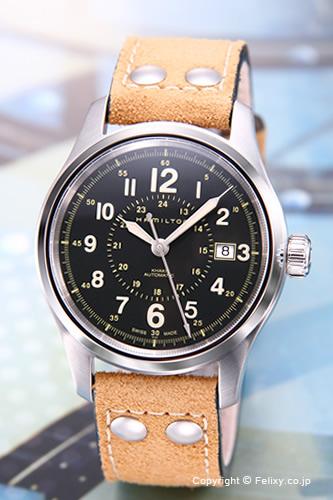 HAMILTON / ハミルトン H70595593 腕時計 カーキフィールド