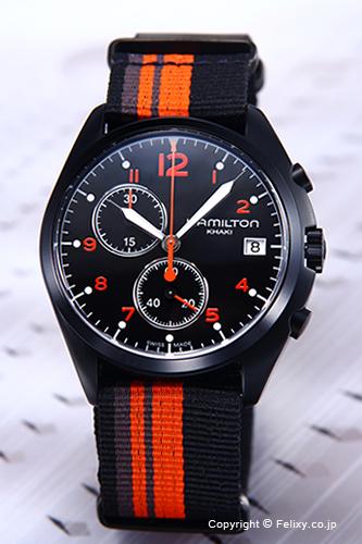 HAMILTON ハミルトン 腕時計 カーキ パイロット H76582933