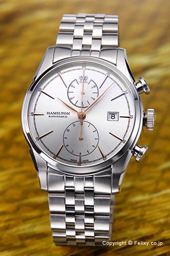 ハミルトン HAMILTON 腕時計 スピリットオブリバティ H32416181