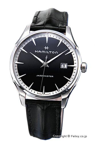 ハミルトン HAMILTON 腕時計 Jazzmaster Gent H32451731