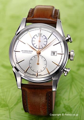 ハミルトン HAMILTON 腕時計 Spirit Of Liberty H32416581