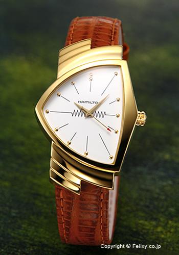 ハミルトン HAMILTON 腕時計 Ventura (ベンチュラ) H24301511 【あす楽】