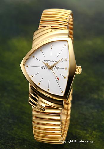 ハミルトン HAMILTON 腕時計 Ventura Flex (ベンチュラ フレックス) H24301111