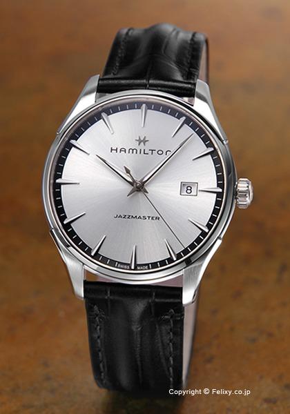 ハミルトン HAMILTON 腕時計 Jazzmaster Gent H32451751
