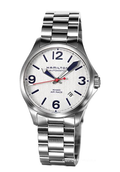 ハミルトン 時計 HAMILTON メンズ 腕時計 Khaki Aviation Air Race Auto H76225151