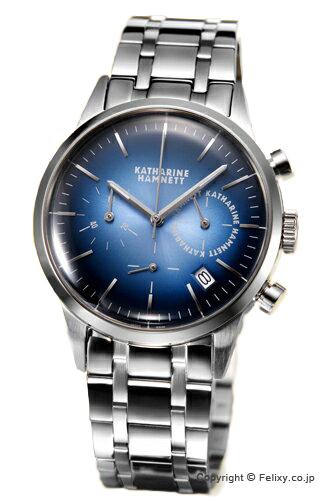 キャサリンハムネット 時計 KATHARINE HAMNETT 腕時計 メンズ クロノグラフ6 KH20H3-B64 【あす楽】