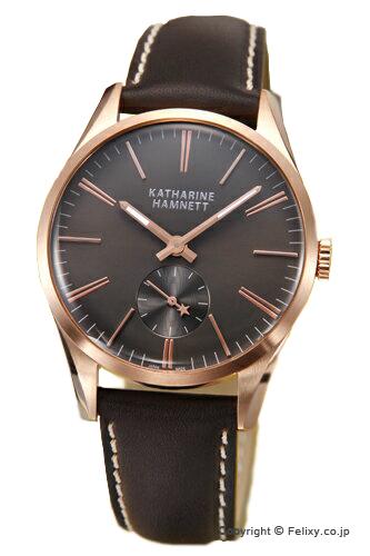 キャサリンハムネット 時計 KATHARINE HAMNETT 腕時計 メンズ NEW BASIC RETRO KH27H6-74 【あす楽】