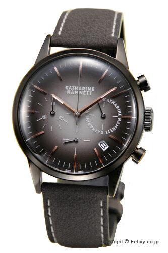 キャサリンハムネット 時計 KATHARINE HAMNETT 腕時計 メンズ クロノグラフVI KH24H5-34 【あす楽】