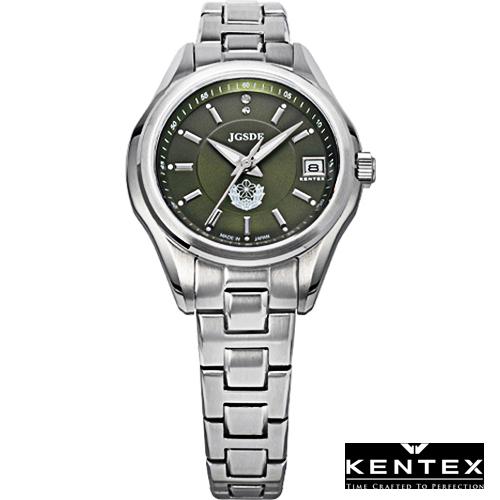 ケンテックス 腕時計 レディース JSDFシリーズ S789L-01 陸上自衛隊モデル