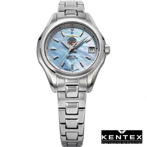 ケンテックス 腕時計 レディース JSDFシリーズ S789L-05 ブルーインパルスモデル
