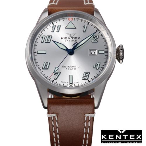 ケンテックス 腕時計 SKYMAN PILOT ALPHA スカイマン パイロット アルファ S688X-16