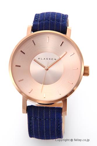 クラスフォーティーン KLASSE14 腕時計 Volare Sartoria Pinstripe VO16SA009M