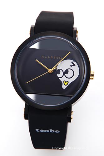 KLASSE14 クラスフォーティーン 腕時計 Tenbo TB15BK002M 【あす楽】
