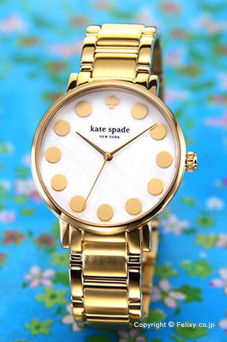 ケイトスペード 時計 レディース KATE SPADE 腕時計 グラマシー 1YRU0737 【あす楽】