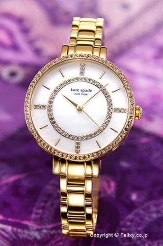 ケイトスペード 時計 レディース KATE SPADE 腕時計 グラマシー 1YRU0692 【あす楽】