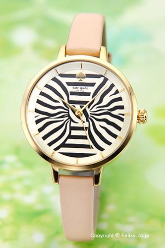 ケイトスペード 時計 レディース KATE SPADE 腕時計 メトロ ボウ KSW1031 【あす楽】