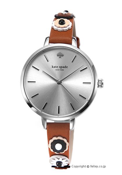 ケイトスペード 時計 レディース KATE SPADE 腕時計 Metro Western Floral KSW1464 【あす楽】