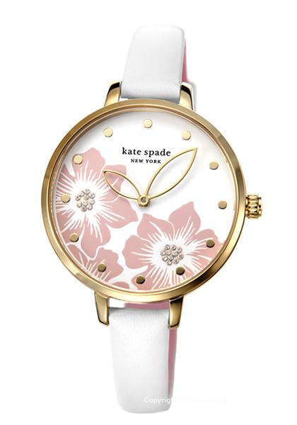 ケイトスペード 時計 KATE SPADE レディース 腕時計 Metro Flower KSW1511 【あす楽】