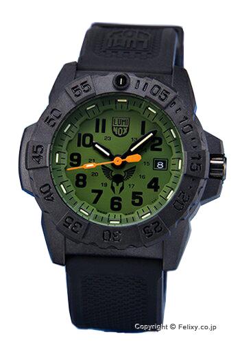 ルミノックス 時計 LUMINOX 腕時計 NAVY SEAL 3500SERIES TOUGH VIKING 3501.BO.TV.SEL