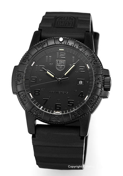 ルミノックス LUMINOX 腕時計 LEATHERBACK SEA TURTLE GIANT 0320SERIES 0321.VP2.SET 【あす楽】