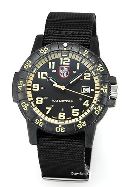 ルミノックス LUMINOX 腕時計 LEATHERBACK SEA TURTLE GIANT 0320SERIES 0333 【あす楽】