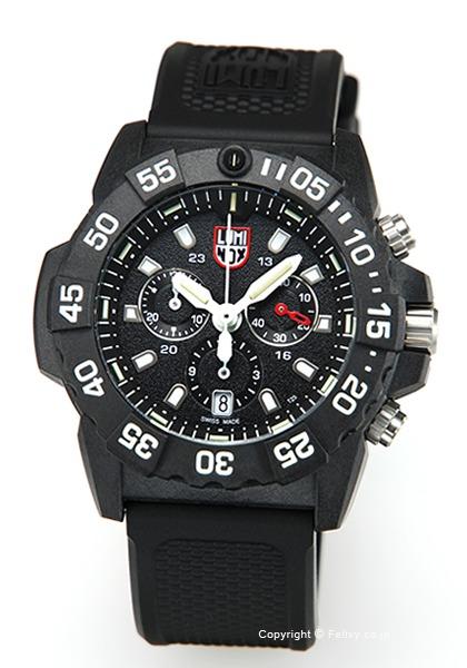 ルミノックス 時計 LUMINOX 腕時計 NAVY SEAL CHRONOGRAPH 3580 SERIES 3581 【あす楽】