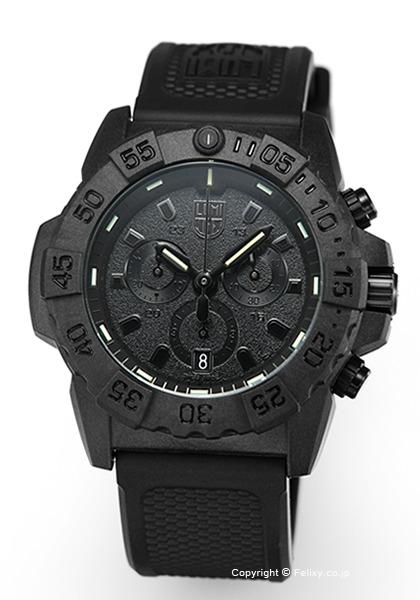 ルミノックス 時計 LUMINOX 腕時計 NAVY SEAL CHRONOGRAPH 3580 SERIES 3581.BO 【あす楽】