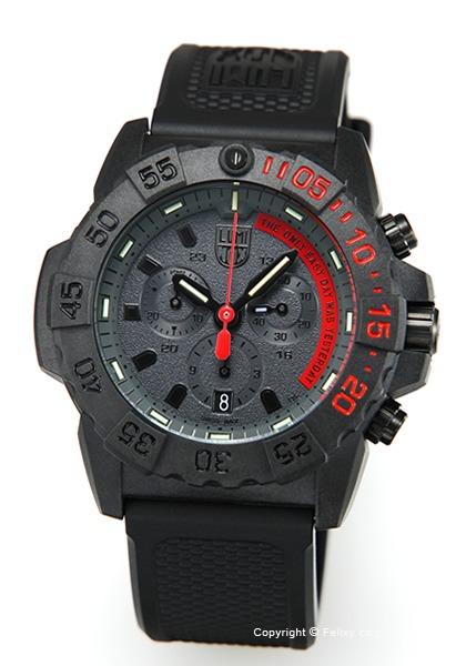 ルミノックス 時計 LUMINOX 腕時計 NAVY SEAL CHRONOGRAPH 3580 SERIES 3581.EY