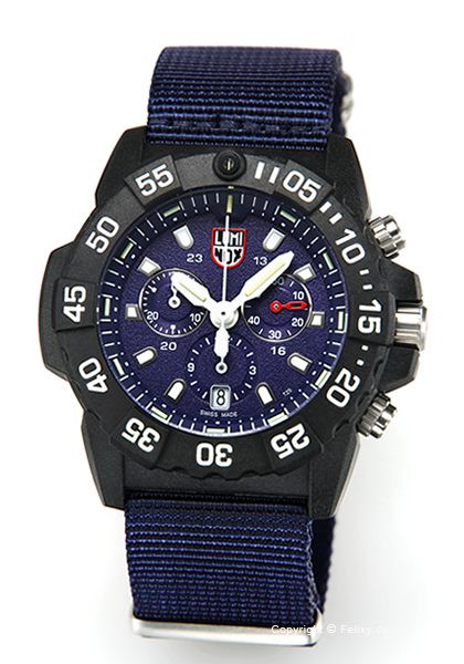 ルミノックス 時計 LUMINOX 腕時計 NAVY SEAL CHRONOGRAPH 3580 SERIES 3583.ND