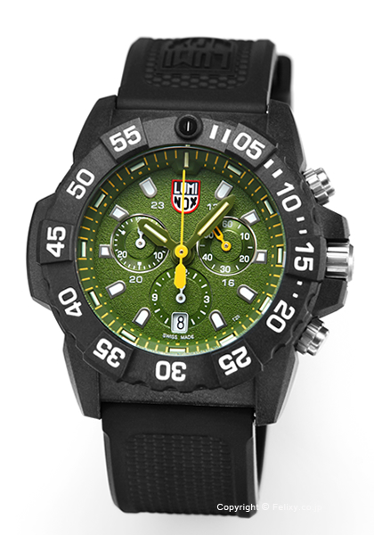 ルミノックス LUMINOX 腕時計 NAVY SEAL CHRONOGRAPH 3580 SERIES 3597 【あす楽】