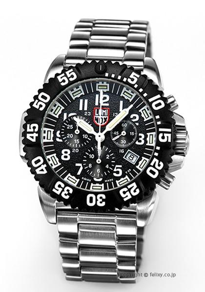 【ルミノックス 時計 3182.L】【送料無料】【最新モデル】 ルミノックス 時計 LUMINOX 腕時計 NAVY SEALs STEEL COLORMARK CHRONOGRAPH 3180 SERIES 3182.L