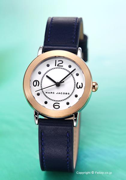 マークジェイコブス 時計 レディース MARC JACOBS 腕時計 Riley MJ1604