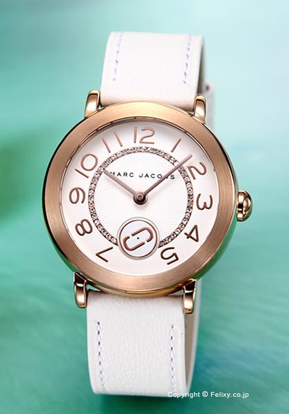 マークジェイコブス 時計 レディース MARC JACOBS 腕時計 Riley MJ1616