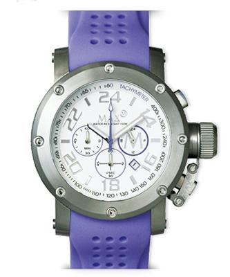 マックス 腕時計 MAX XL WATCHES クロノグラフ 47mm ホワイト 5-MAX508 【MAX XL WATCH】【マックス 時計】