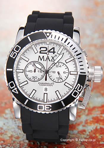 最大手表人MAX XL WATCHES 2013年专刊变色龙银子5-MAX565