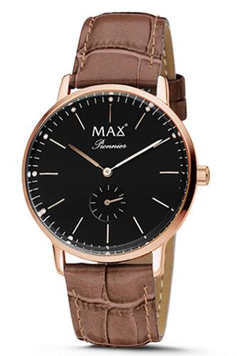 マックス 腕時計 メンズ MAX XL WATCHES パイオニア ブラック/ブラウン 5-MAX731