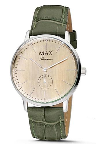 マックス 腕時計 MAX XL WATCHES パイオニア ライトローズゴールド/グリーン 5-MAX732