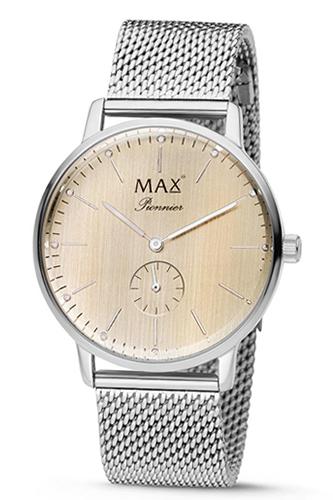 マックス 腕時計 MAX XL WATCHES パイオニア ライトローズゴールド 5-MAX726