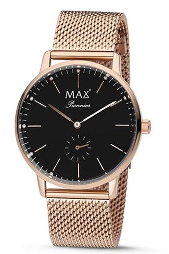 マックス 腕時計 MAX XL WATCHES パイオニア ブラック×ローズゴールド 5-MAX729