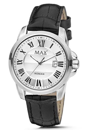 マックス 腕時計 MAX XL WATCHES ローマン シルバー 5-MAX750