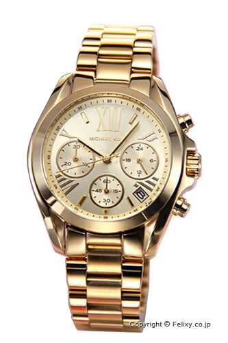 マイケルコース MICHAEL KORS MK5798 送料無料 2020モデル 売れ筋 レディース腕時計 ミニ SALENEW大人気 Bradshaw クロノグラフ Mini Chronograph ブラッドショー ゴールド
